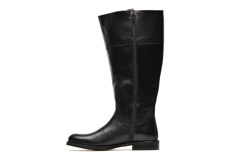 Stiefel Jilsen Ilse 52 schwarz ansicht von vorne