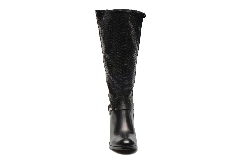 Bottes Jilsen Madison 52 Noir vue portées chaussures