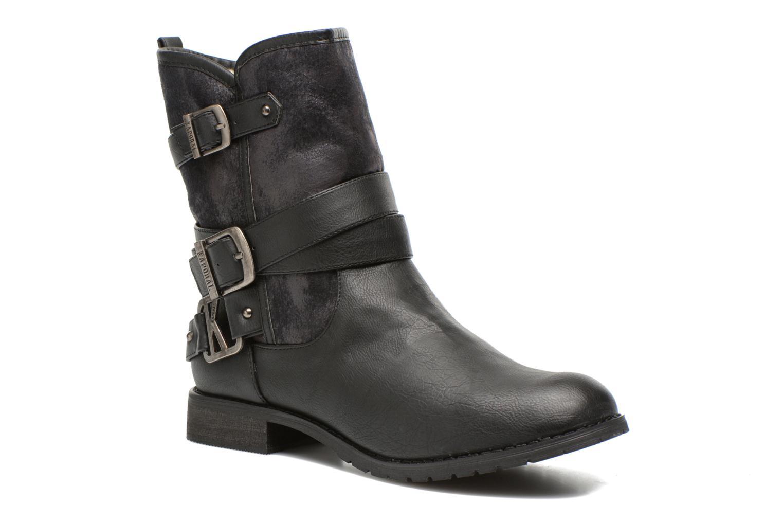 Grandes descuentos últimos zapatos Kaporal Ricky (Negro) - Botines  Descuento