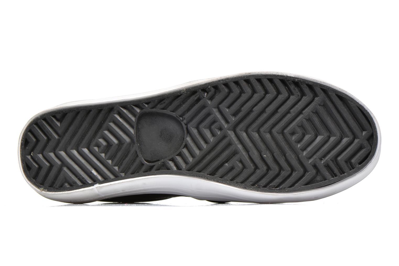 Sneaker Kaporal Flexy schwarz ansicht von oben
