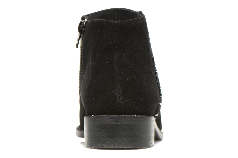 Bottines et boots COSMOPARIS Vonella Noir vue droite