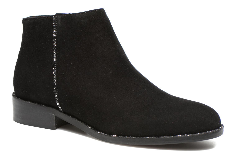 Bottines et boots COSMOPARIS Vonella Noir vue détail/paire