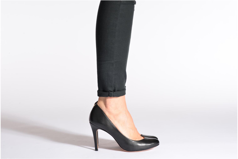 Zapatos de tacón COSMOPARIS Jelissa Negro vista de abajo