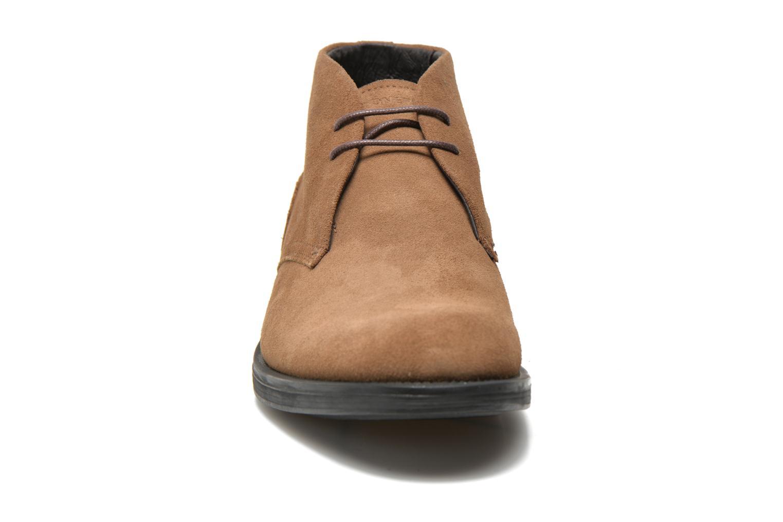 Chaussures à lacets Stonefly Class 1 Marron vue portées chaussures
