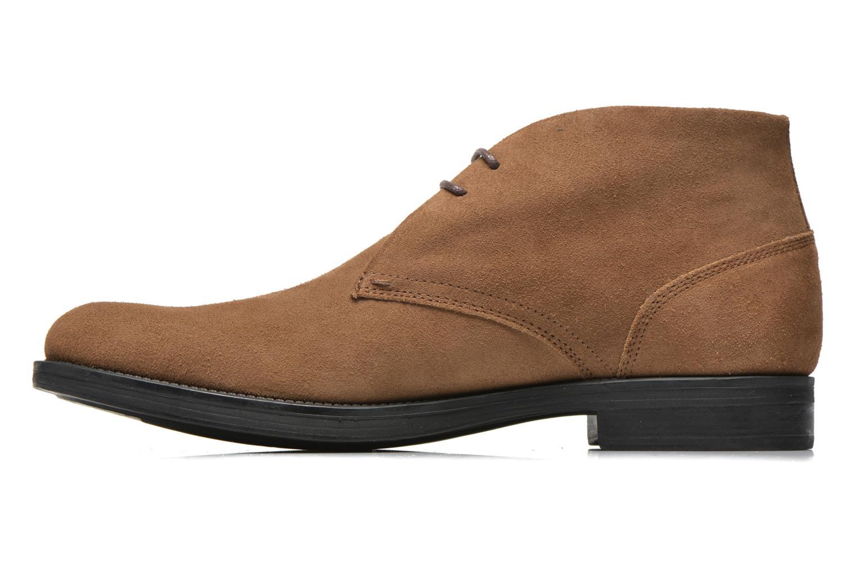 Chaussures à lacets Stonefly Class 1 Marron vue face