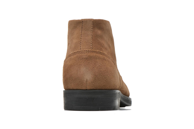 Chaussures à lacets Stonefly Class 1 Marron vue droite