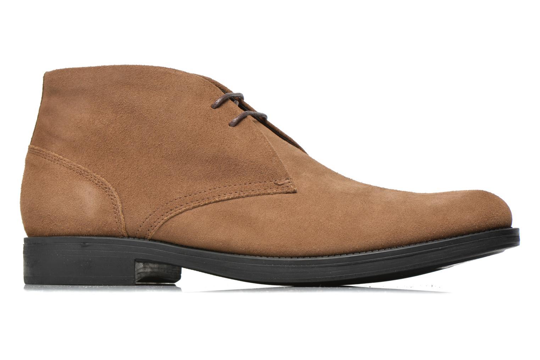 Chaussures à lacets Stonefly Class 1 Marron vue derrière