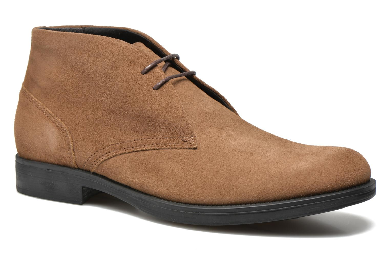 Chaussures à lacets Stonefly Class 1 Marron vue détail/paire
