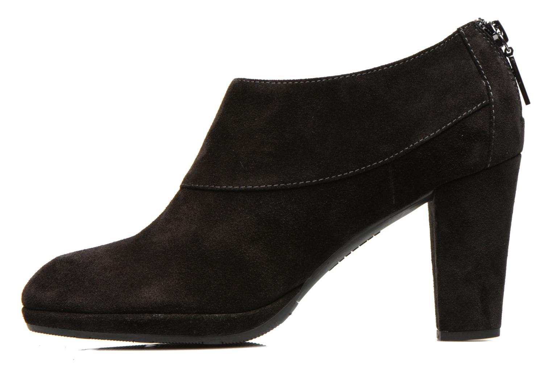 Bottines et boots Stonefly Greta 1 Noir vue face