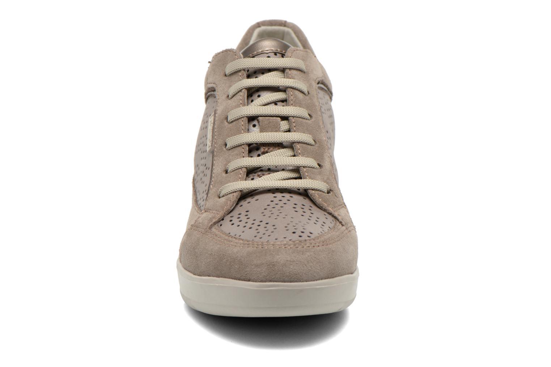 Baskets Stonefly Ebony 4 Marron vue portées chaussures