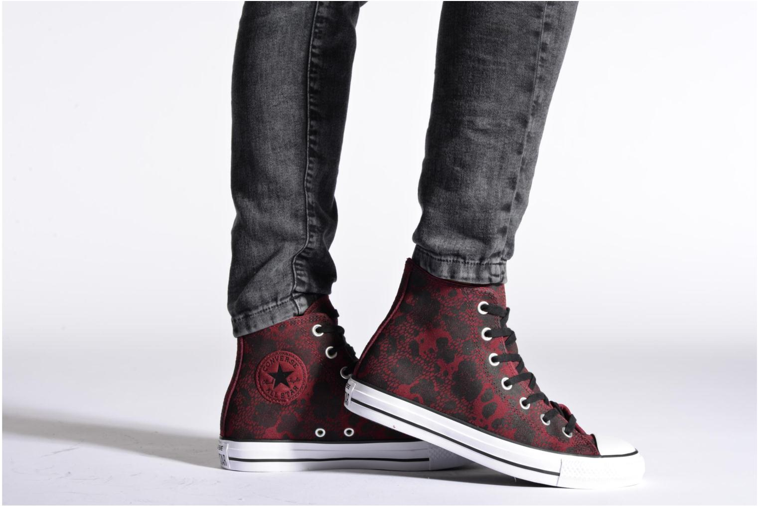Chuck Taylor All Star Animal Hi W ecru/noir
