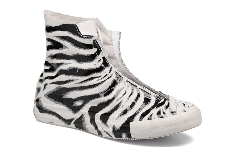 Sneakers Converse Chuck Taylor All Star Shroud Hi W Hvid 3/4 billede