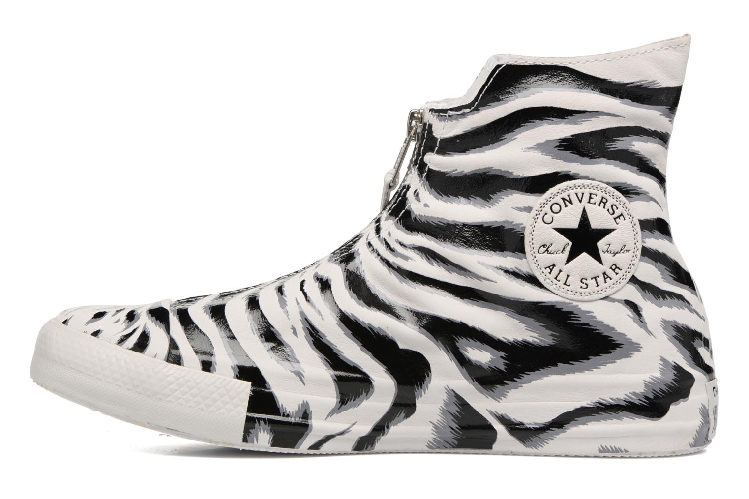 Sneakers Converse Chuck Taylor All Star Shroud Hi W Hvid se forfra