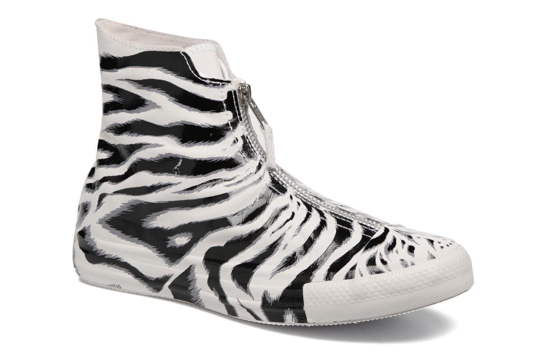 Sneakers Converse Chuck Taylor All Star Shroud Hi W Hvid detaljeret billede af skoene