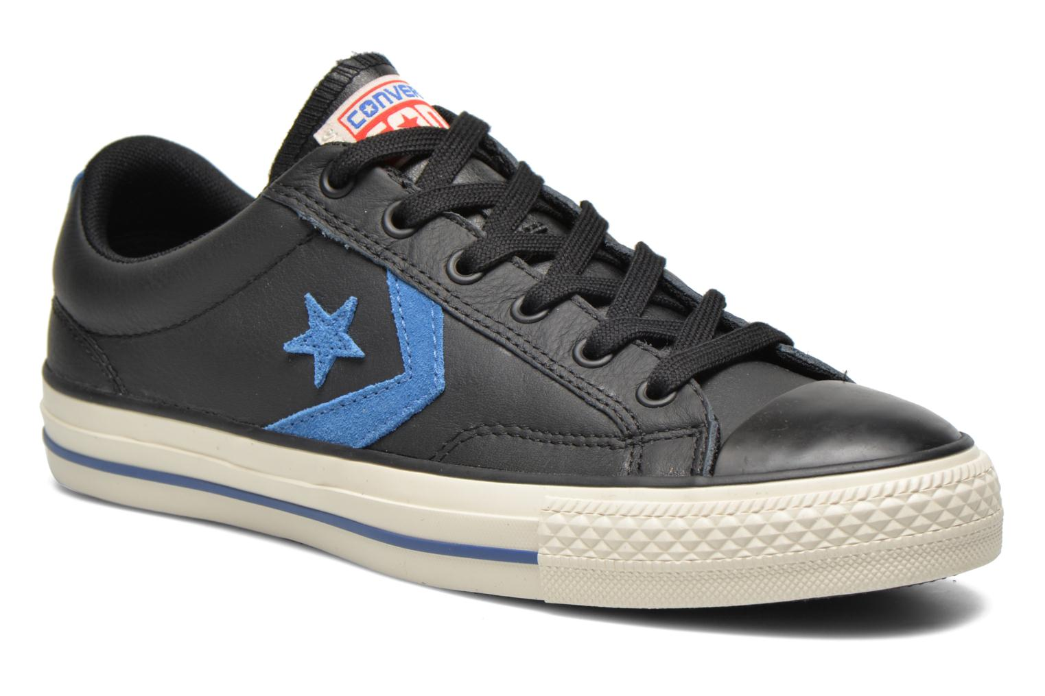 converse star player fundamental leather ox m