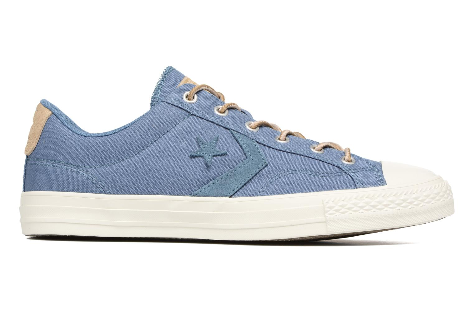 Sneakers Converse Star Player Workwear Ox M Blauw achterkant