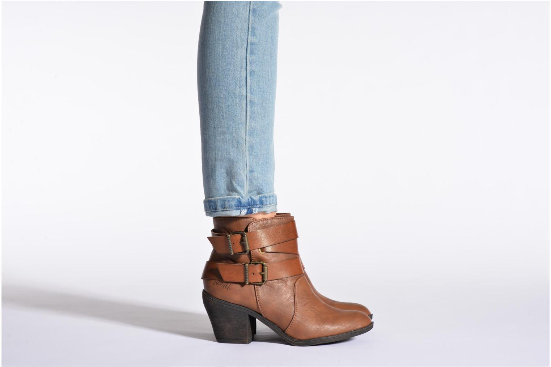 Stiefeletten & Boots Blowfish Sworn schwarz ansicht von unten / tasche getragen