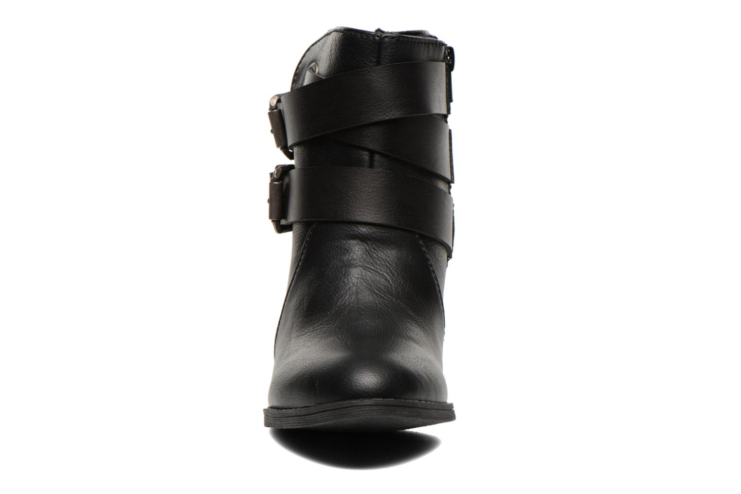 Ankle boots Blowfish Sworn Black model view