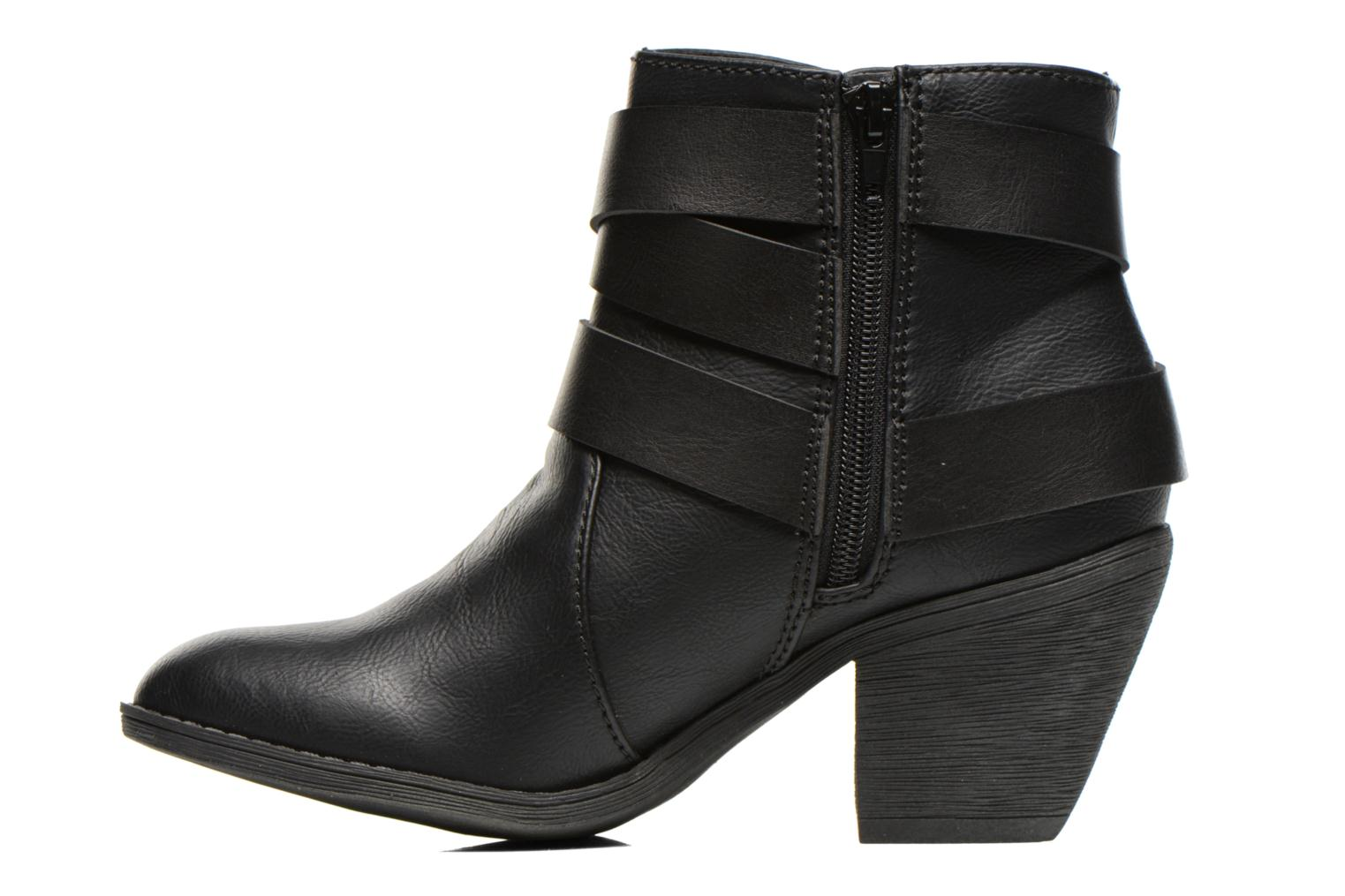 Ankle boots Blowfish Sworn Black front view