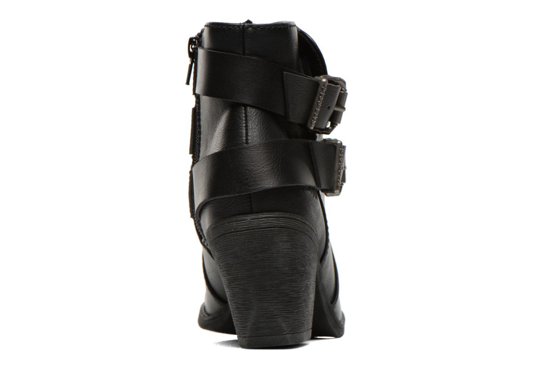 Stiefeletten & Boots Blowfish Sworn schwarz ansicht von rechts