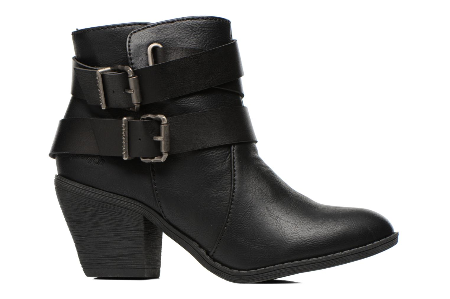 Ankle boots Blowfish Sworn Black back view