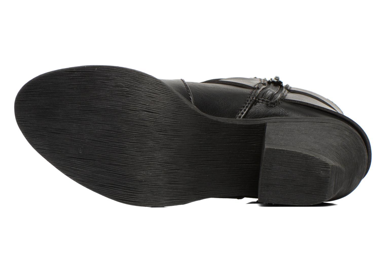 Stiefeletten & Boots Blowfish Sworn schwarz ansicht von oben