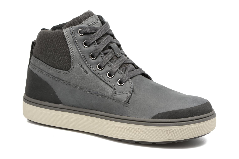 Sneakers Geox J Mattias B ABX C J540DC Grijs detail