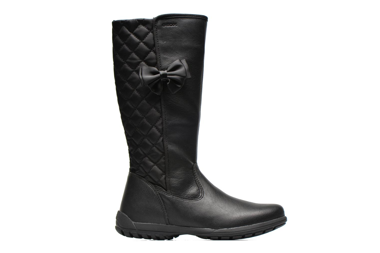 Bottines et boots Geox J Crissy C Noir vue derrière