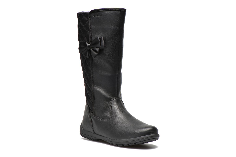 Bottines et boots Geox J Crissy C Noir vue détail/paire