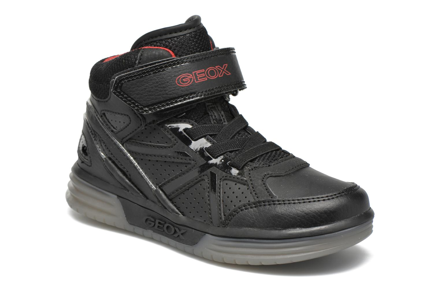 J Argonat B. C J5429C Black/red