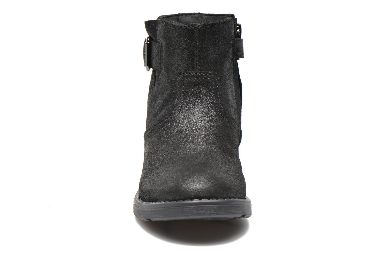 Bottines et boots Geox J Sofia A J54D3A Noir vue portées chaussures