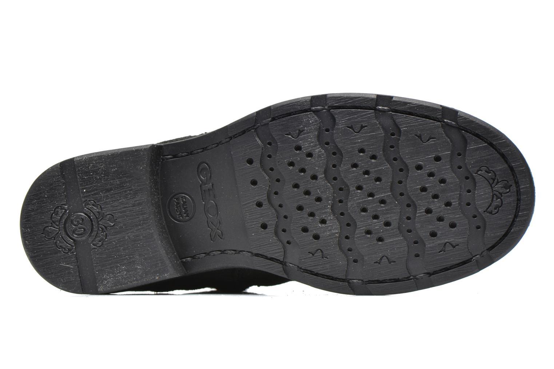 Stiefeletten & Boots Geox J Sofia A J54D3A schwarz ansicht von oben