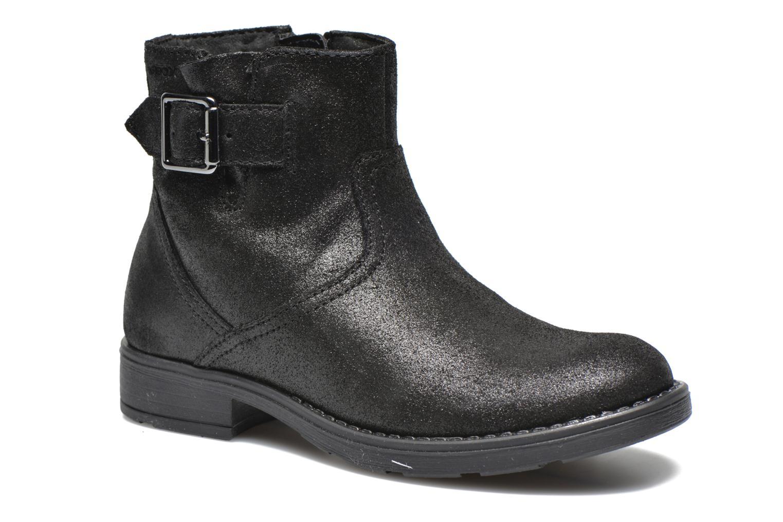 Bottines et boots Geox J Sofia A J54D3A Noir vue détail/paire
