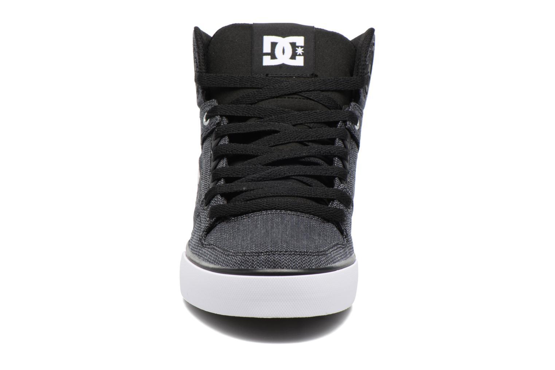 Sneakers DC Shoes Spartan High WC Zwart model