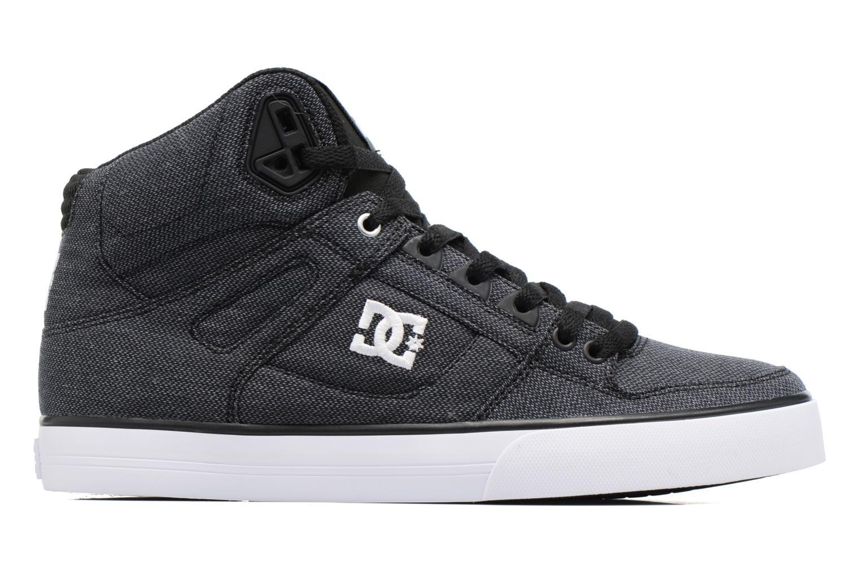 Sneakers DC Shoes Spartan High WC Zwart achterkant