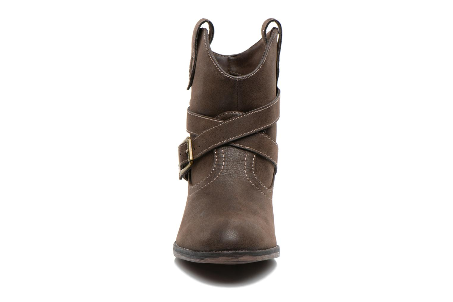 Ankle boots Rocket Dog Sandpiper Brown model view
