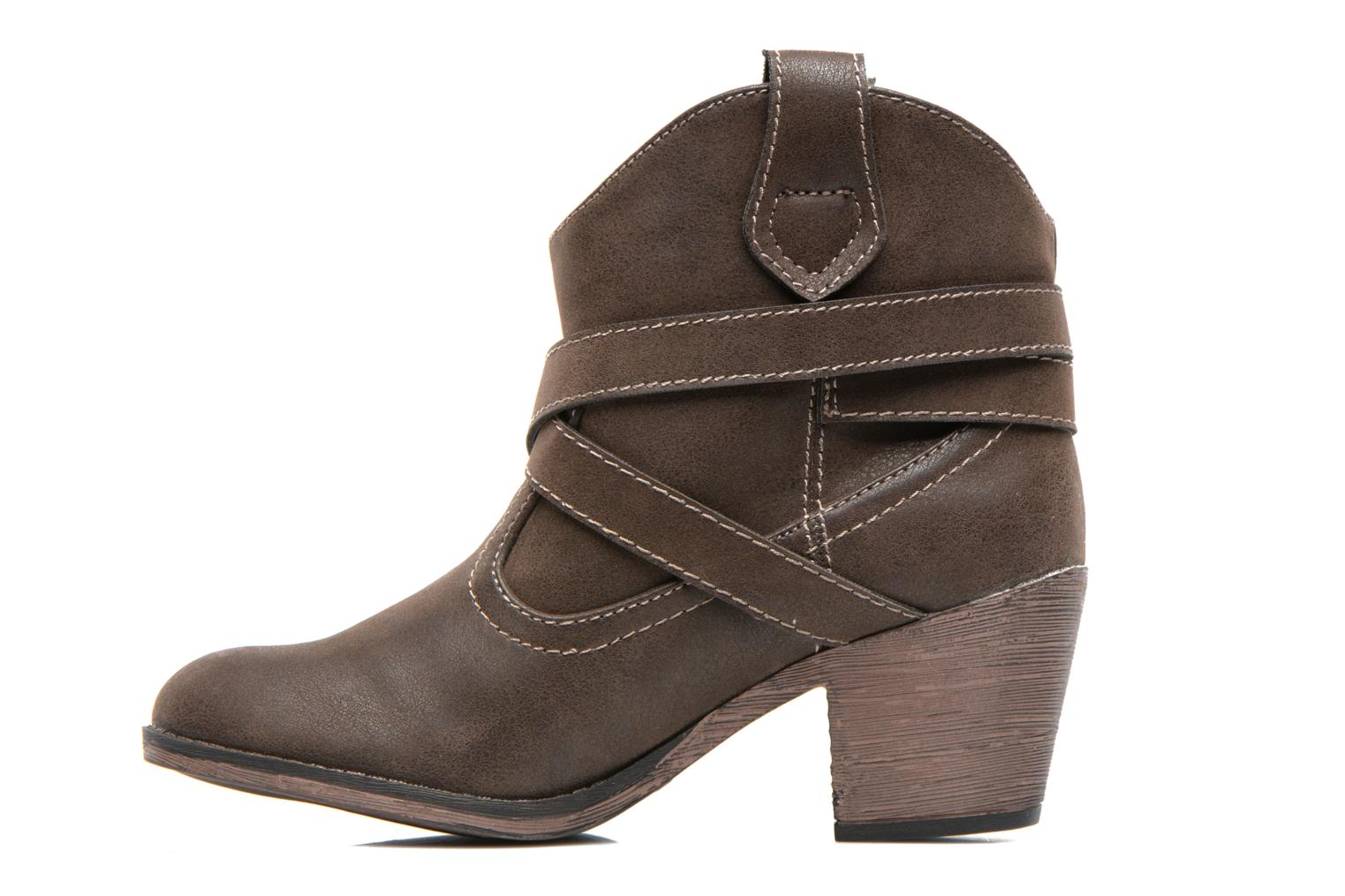 Ankle boots Rocket Dog Sandpiper Brown front view