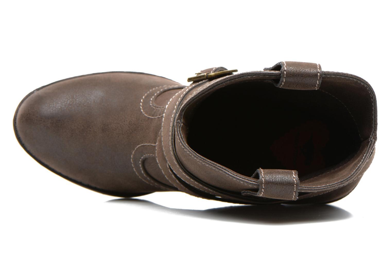 Boots en enkellaarsjes Rocket Dog Sandpiper Bruin links