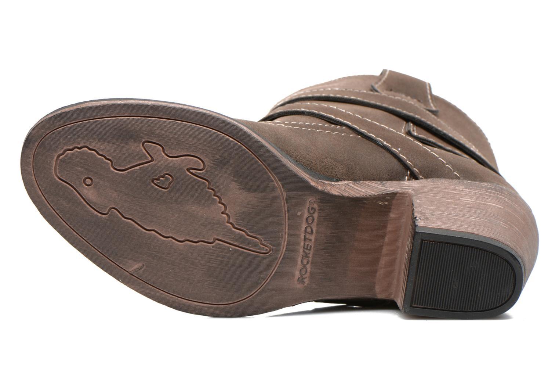 Sandpiper Vintage Worn PU Brown