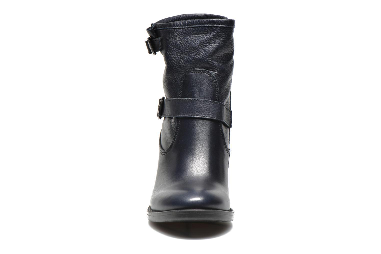 Bottines et boots Georgia Rose Magic Bleu vue portées chaussures