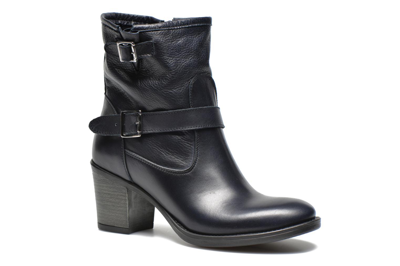 Bottines et boots Georgia Rose Magic Bleu vue détail/paire