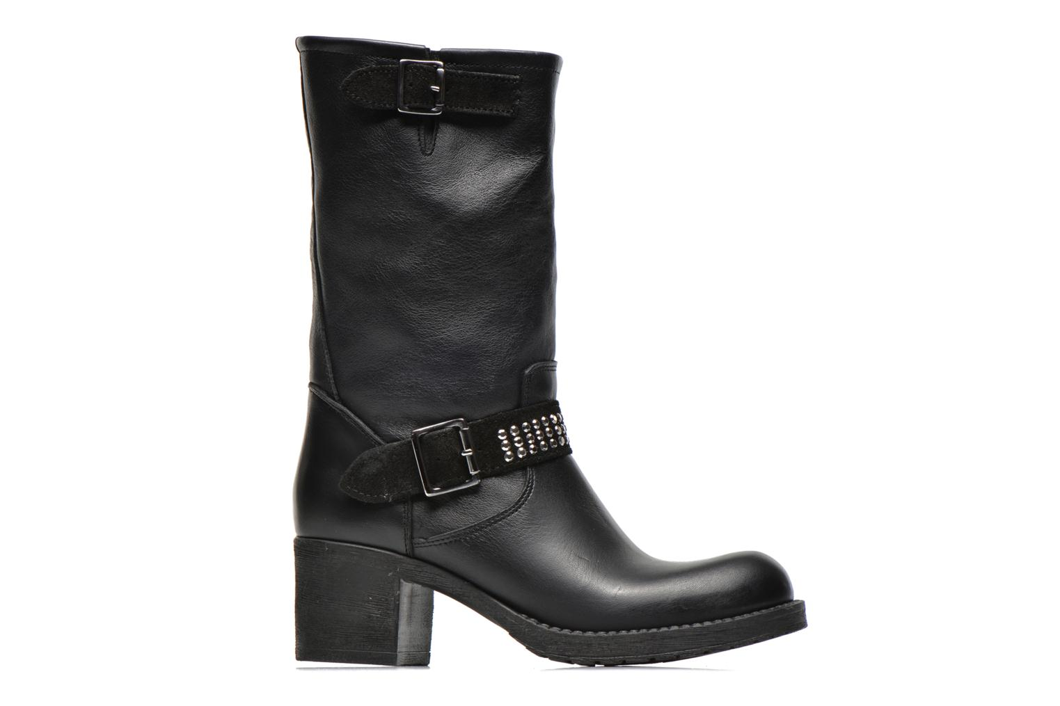 Ankle boots Georgia Rose Martine Black back view