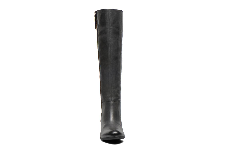 Stiefel Geox D LUCINDA D D5470D schwarz schuhe getragen