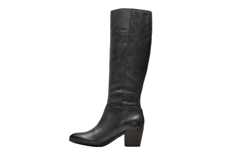 Stiefel Geox D LUCINDA D D5470D schwarz ansicht von vorne