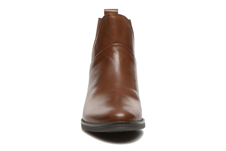Stiefeletten & Boots Geox D MENDI ST D D5490D braun schuhe getragen