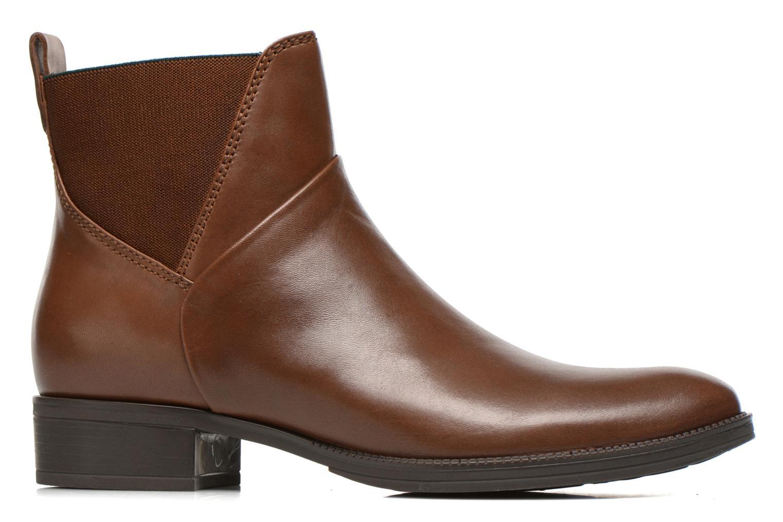 Stiefeletten & Boots Geox D MENDI ST D D5490D braun ansicht von hinten