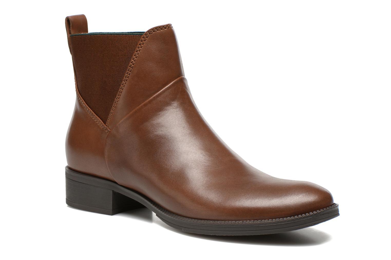 Stiefeletten & Boots Geox D MENDI ST D D5490D braun detaillierte ansicht/modell