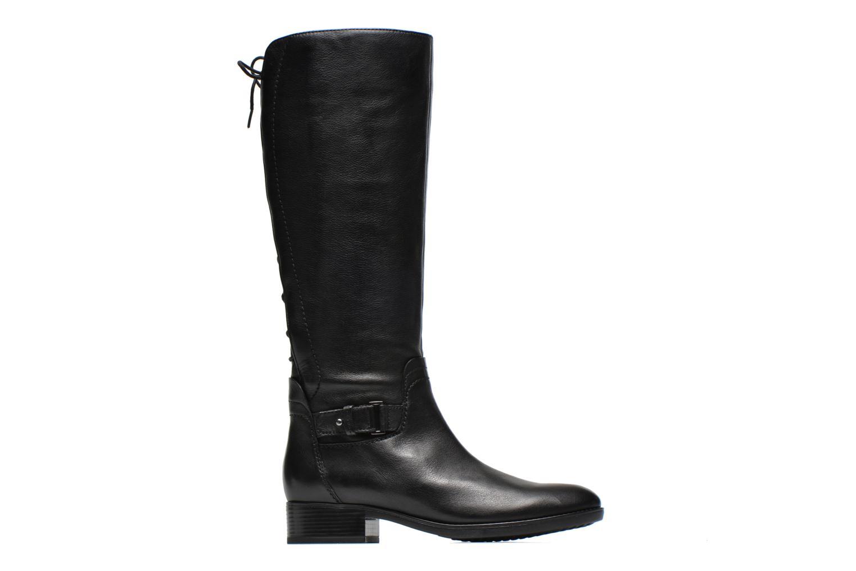 Laarzen Geox D FELICITY A D54G1A Zwart achterkant