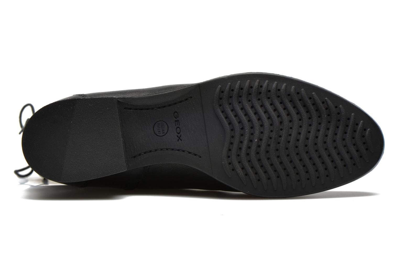 Laarzen Geox D FELICITY A D54G1A Zwart boven