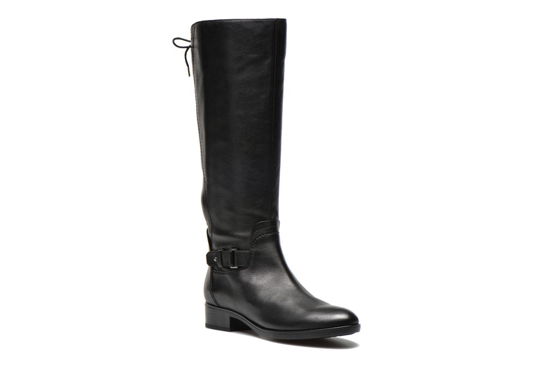 Zapatos cómodos y versátiles Geox D FELICITY A D54G1A (Negro) - Botas en Más cómodo